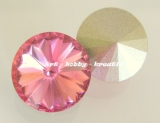 Swarovski - Rivoli - Rose, 10 mm