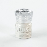 NUVO Embossing powder - Classic Silver