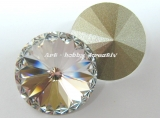 Swarovski - Rivoli - Crystal, 14 mm