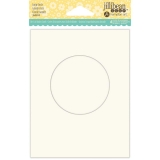 Jillibean Soup Shaker Cards - Large Circle