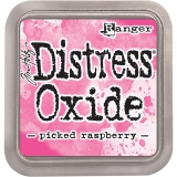 Polštářek Distress Oxide - Picked Raspberry, 1 posl. kus