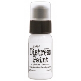 Distress paint - Picket fence