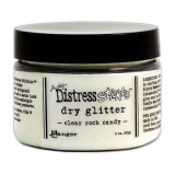 Distress Glitter - Clear Rock Candy