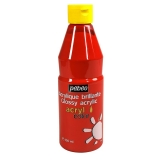 Acrylcolor - Light Red, 500 ml