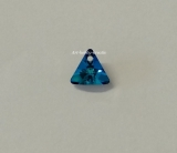 Swarovski Triangle - Crystal Bermuda Blue, 12 mm