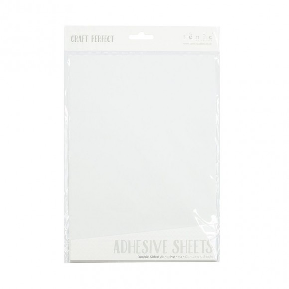 Tonic studio craft perfect - Double Sided Adhezive, A4