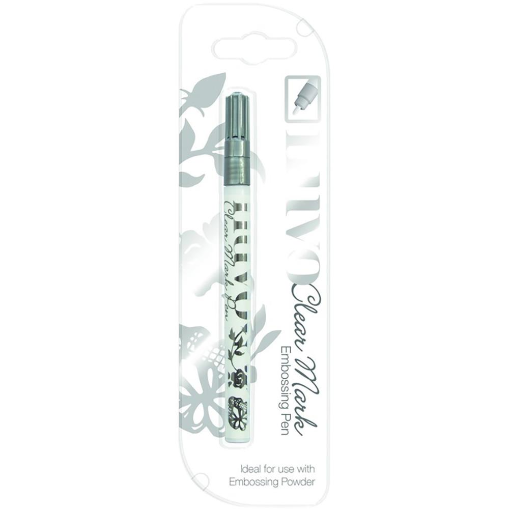 Nuvo Clear Embossing Pen,1 poslední kus